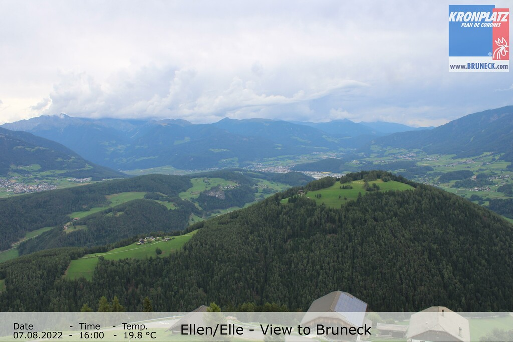 Webcam in Ellen im Pustertal