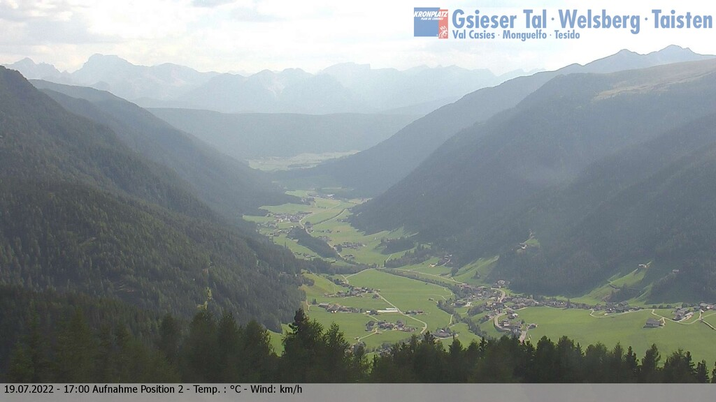 Webcam Gsiesertal