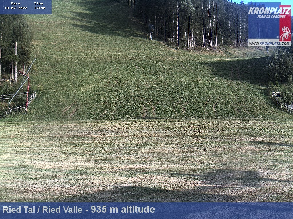 Webcam Ried Pista 935m