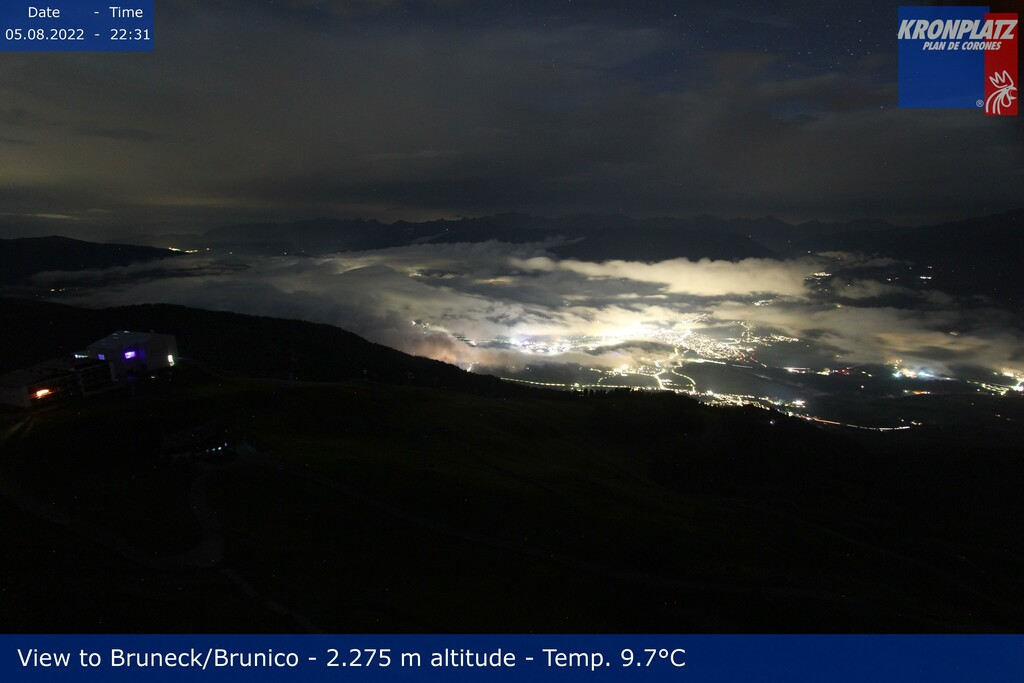 Webcam Plan de Corones / Kronplatz
