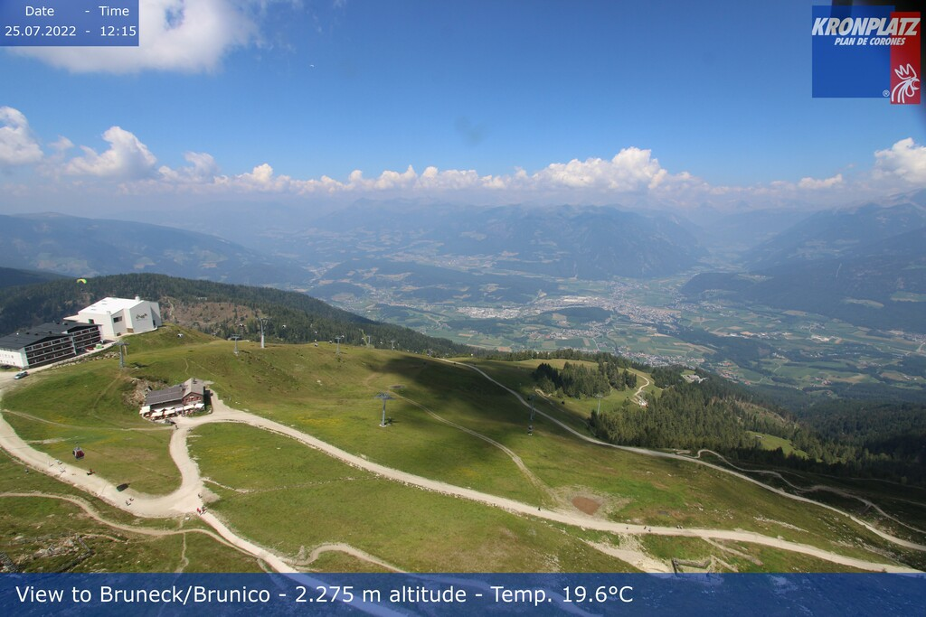 Webcam Kronplatz - Bruneck