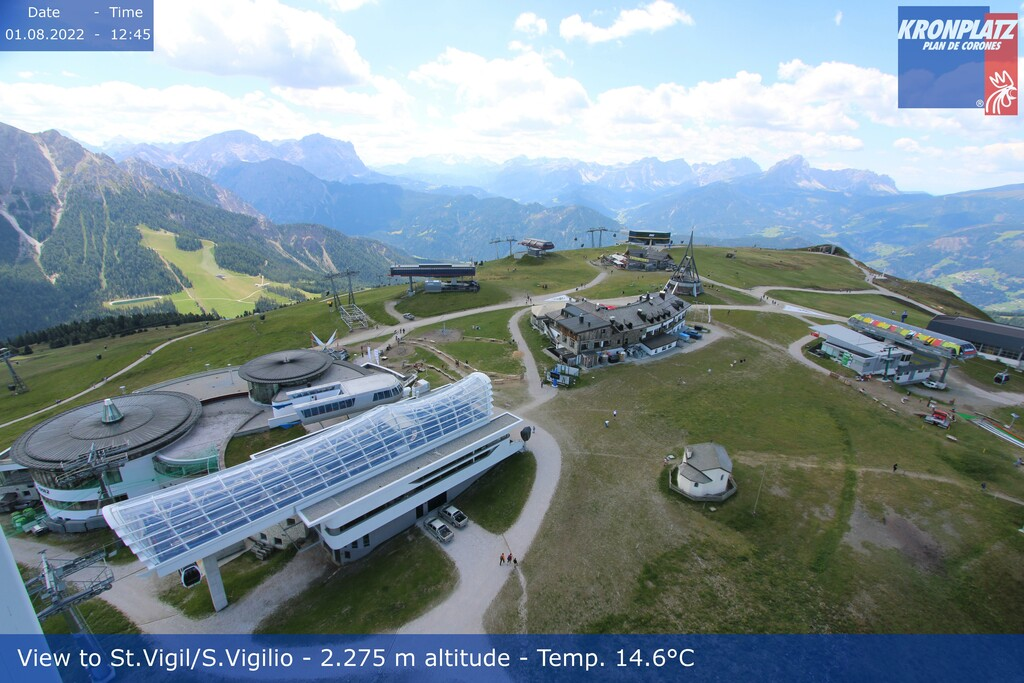 Webcam Kronplatz - Plan De Corones