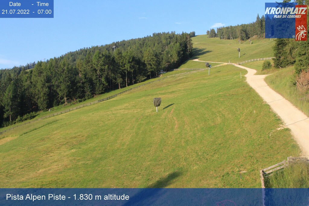 Webcam Pista Alpen