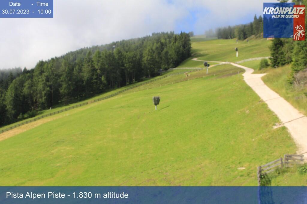 Webcam Alpen Slope