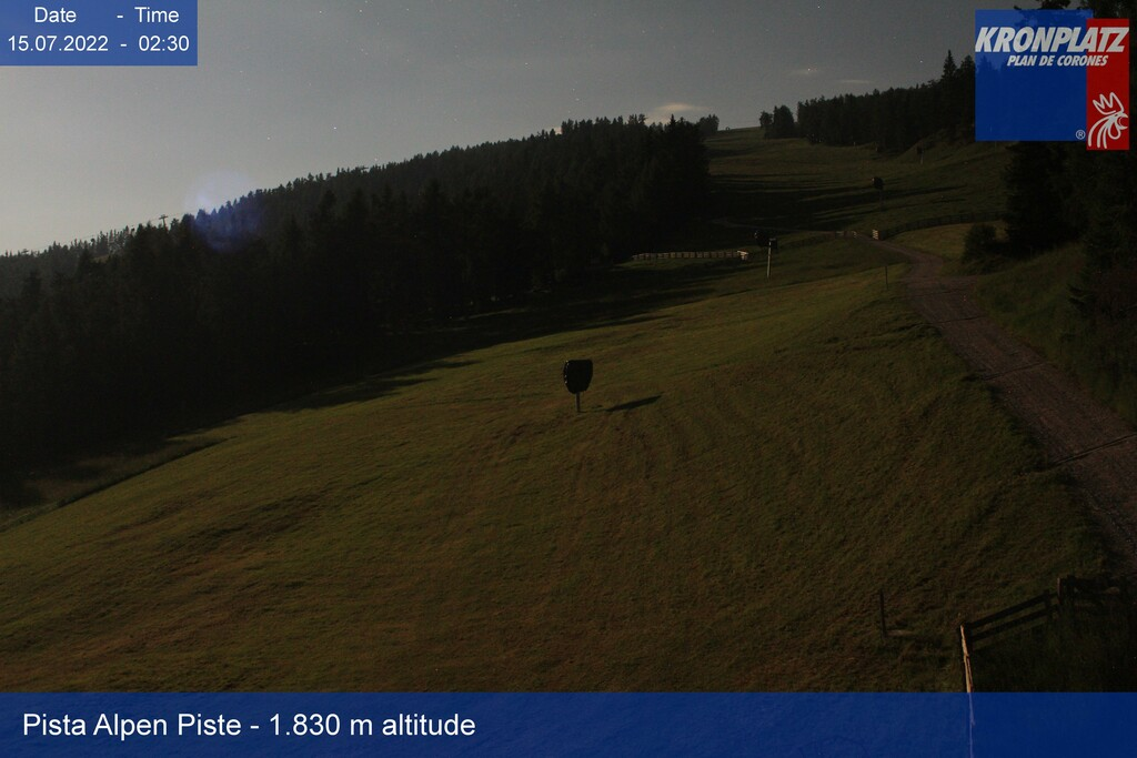 Webcam Pista Alpen