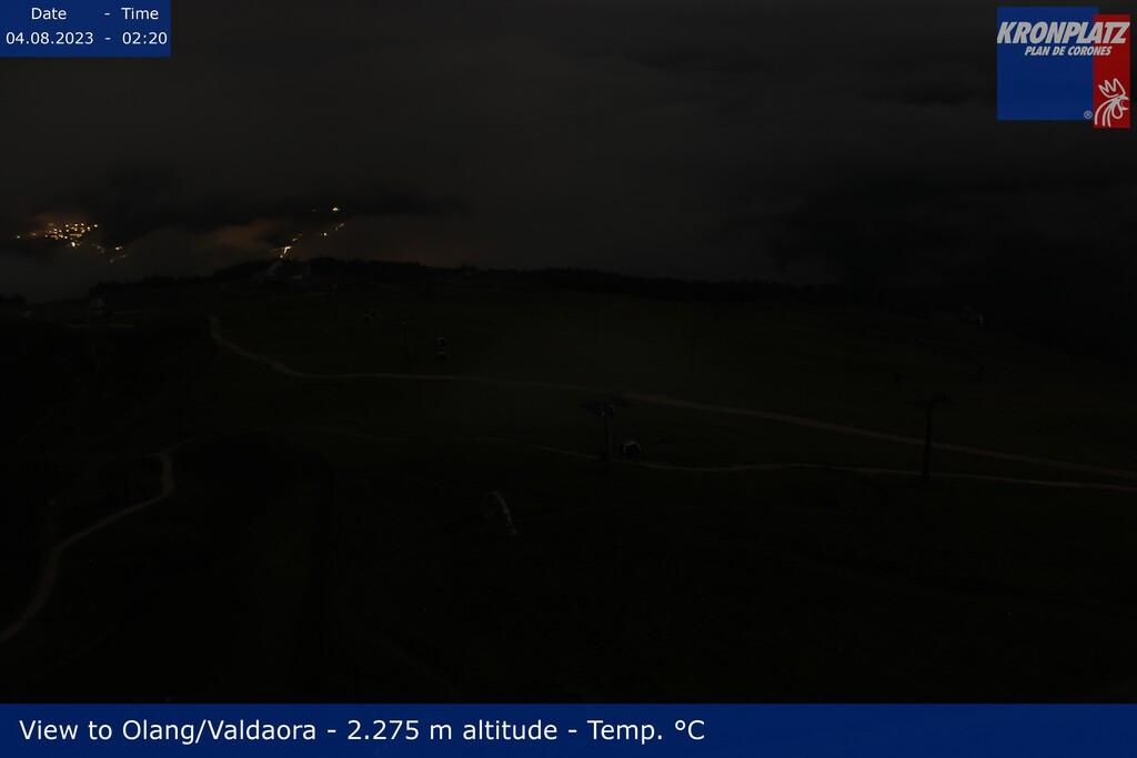 Webcam Plan De Corones-Cima direzione Valdaora