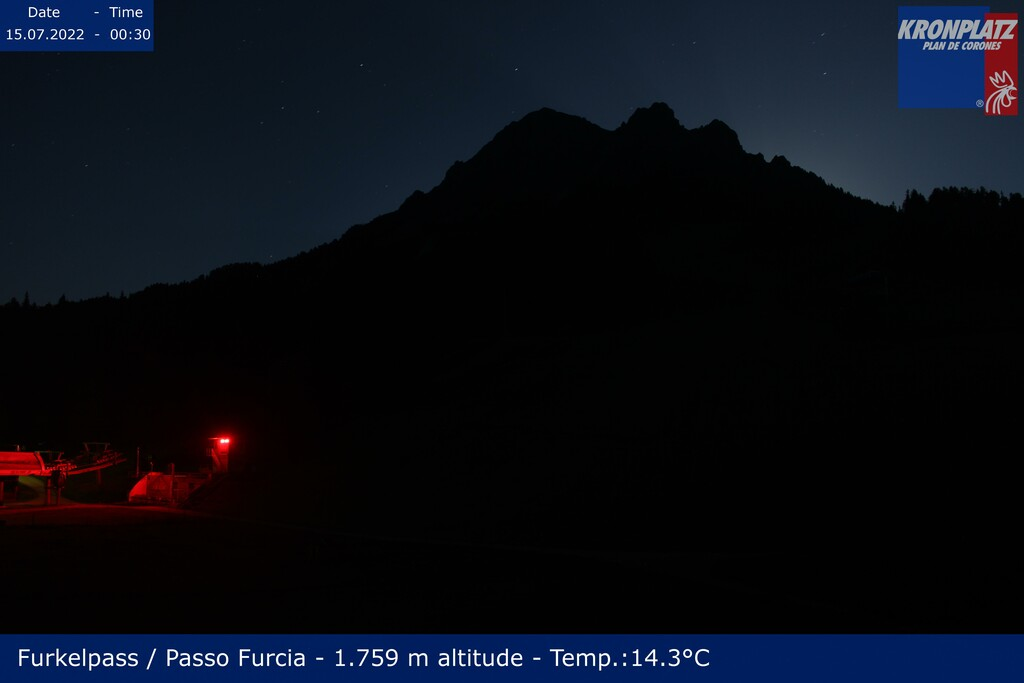 Webcam Olang - Furkelpass