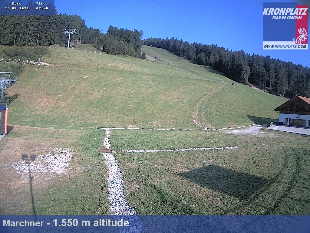 Webcam  Marchner 1550m