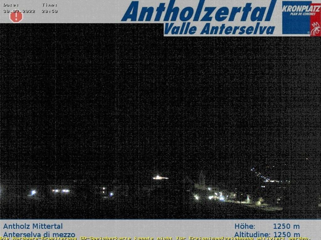 Antholz Mittertal