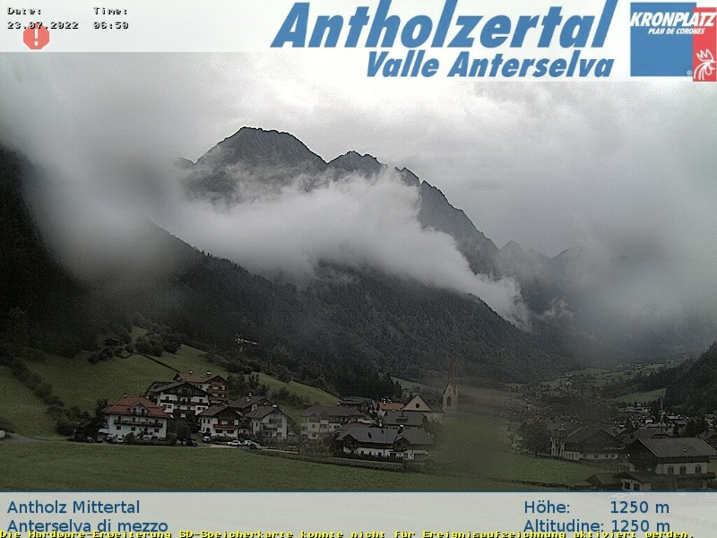 Mittertal / Antholz